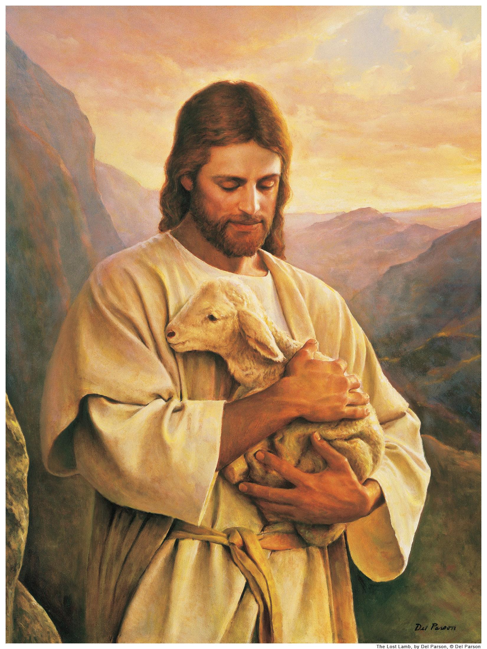 基督教因为爱的歌谱