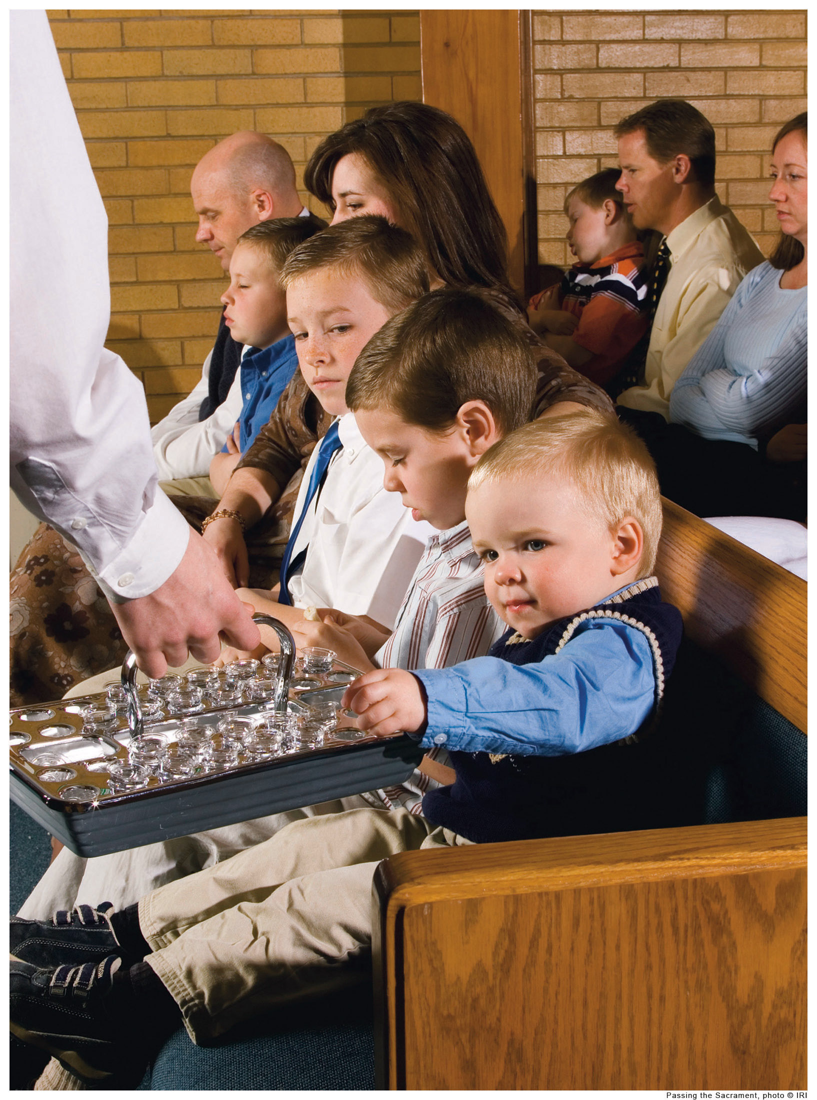 Comparing the Sacrament/Communion between the LDS & RLDS