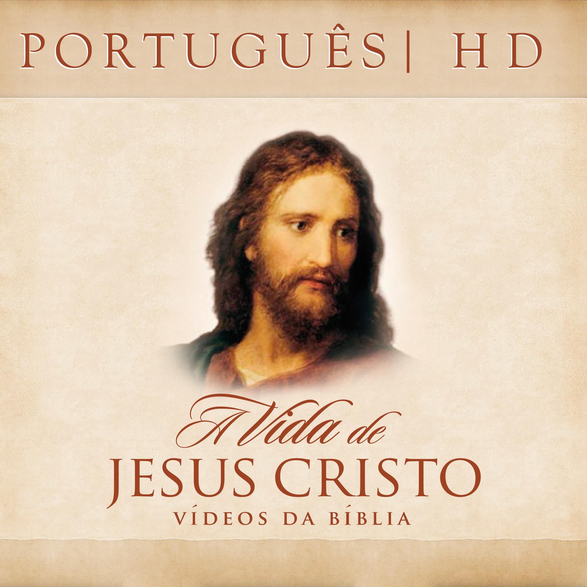 A Vida de Jesus Cristo — Vídeos da Bíblia | HD | PORTUGUESE