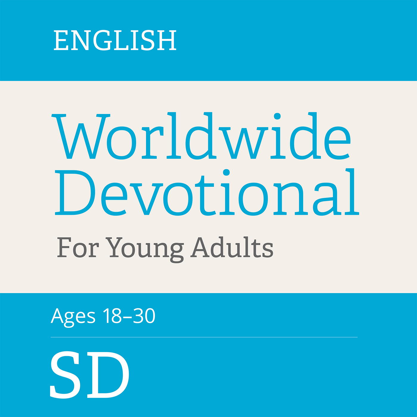 Worldwide Devotional For Young Adults | SD | ENGLISH