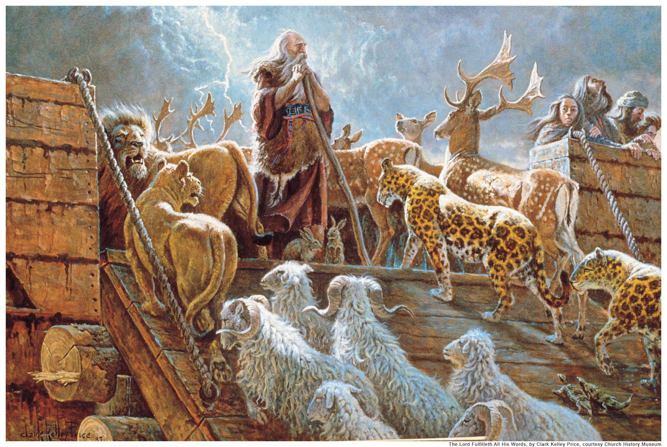 DNA – Proof of Noah's Flood