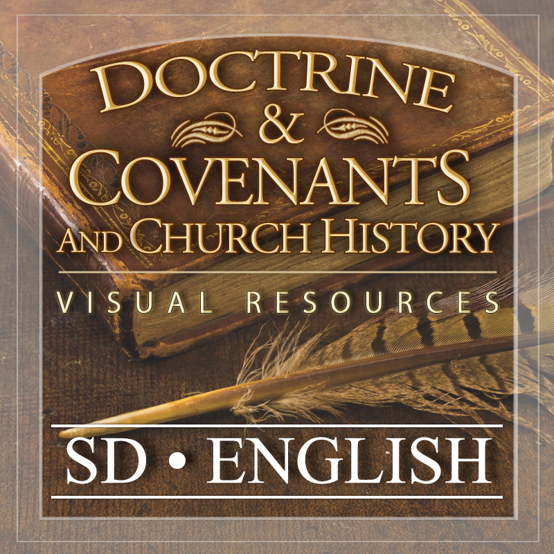 We Cannot Be Saved Without Our Dead Doctrine And Covenants Visual