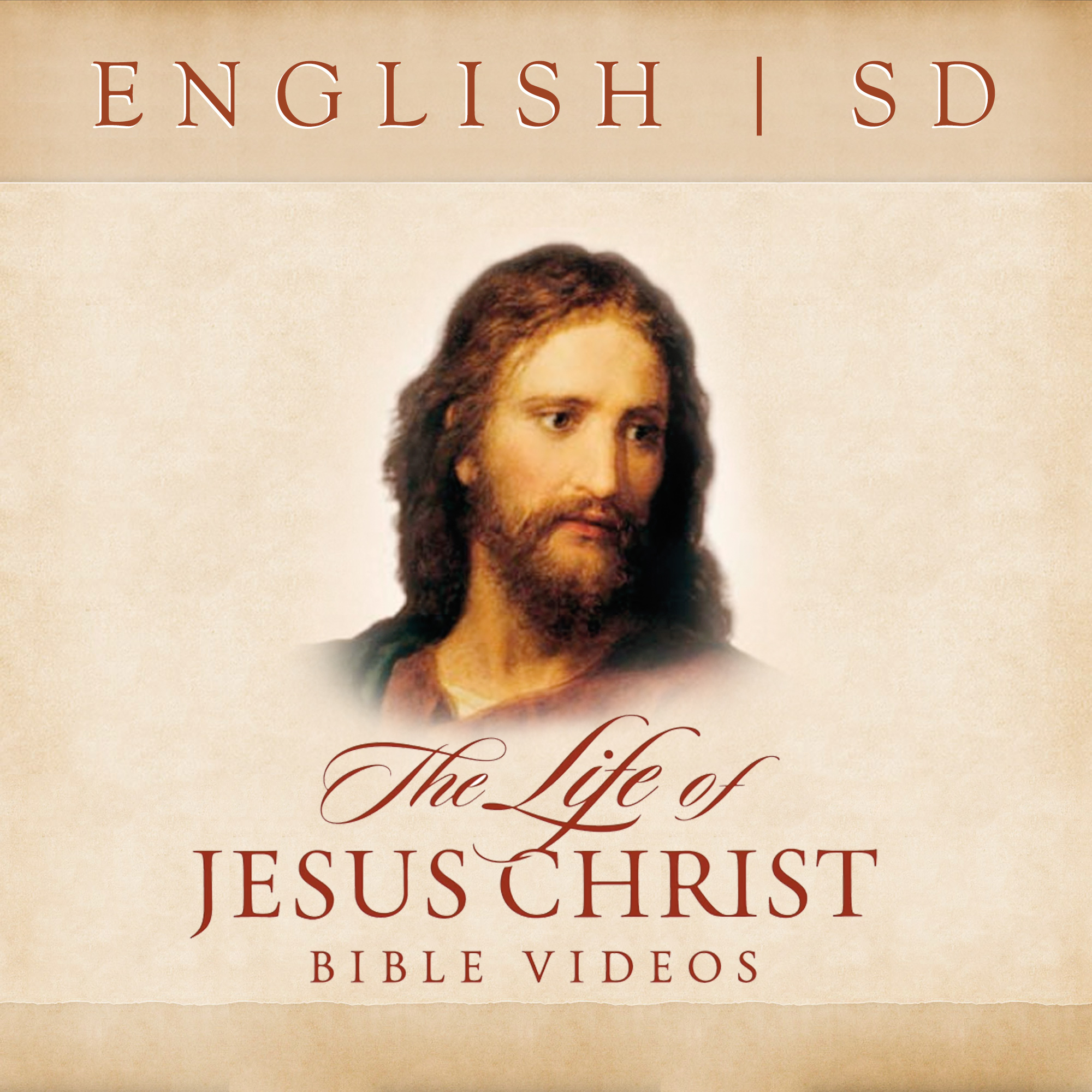 The Life of Jesus Christ—Bible Videos | SD | ENGLISH